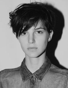 Image result for androgynous