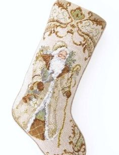 canvas stockings