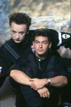 George and Jon 80s Music, Music Icon, Culture Club, Boy George, Singer, Boys, Luxury, Fluffy Animals, Baby Boys