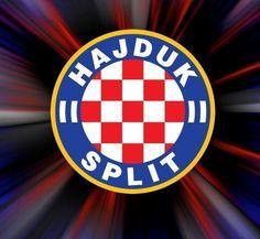 Hajduk Split of Croatia wallpaper. Croatia Tours, Croatia Travel, Hnk Hajduk Split, Split Croatia, Football Wallpaper, Dubrovnik, Bmw Logo, Chicago Cubs Logo, Where To Go