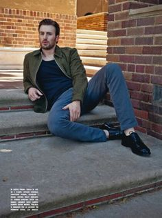 I post Captain America & all things Chris Evans. Here you will find daily updates including photos, videos, appearances, and all things Chris. Christopher Evans, Capitan America Chris Evans, Chris Evans Captain America, Capt America, Robert Evans, Steve Rogers, Cris Evans, Hot Men, Sexy Men