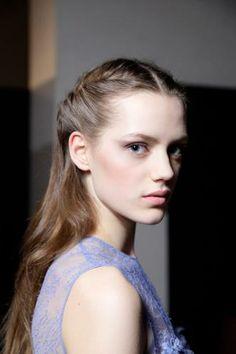 Peinados de fiesta (Glamour) (© Glamour)