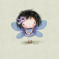 Mimi by Cally Johnson-Isaacs: from Cally Jane Studio ... freelance children's illustrator