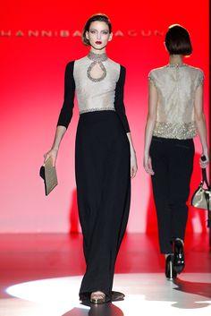 Colección Goldenmille de Hannibal Laguna presentada en Mercedes-Benz Fashion Week Madrid  #HannibalLaguna