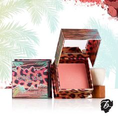 Coralista is your go-to blush for a tropical flush! Perfect for summer #benefitbeauty