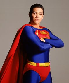 Dean Cain as Superman in Lois and Clark: The New Adventures of Superman. Tyranny of Style.