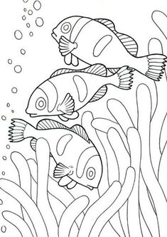 FREE Printable Ocean Animals Coloring Book and Activity