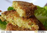 Brokolicové karbanátky se lněným semínkem recept - TopRecepty.cz Main Meals, Meatloaf, Banana Bread, Food And Drink, Desserts, Fit, Bulgur, Tailgate Desserts, Deserts