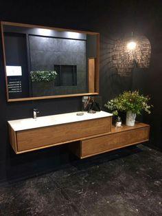 Tips on Choosing Bathroom Cabinets That Are Both Functional and Great-Looking - Life ideas Bathroom Basin Cabinet, Bathroom Cabinets, Bathroom Furniture, Bathroom Floor Tiles, Lavabo Design, Washbasin Design, Beautiful Bathrooms, Modern Bathroom, Small Bathroom