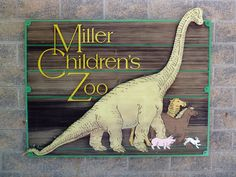 Picture of Zoo Entrance | Childrens Zoo - Entrance Sign » Binder Park Zoo Gallery