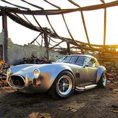 #ShelbyCobra #Cobra #1960s #Ford #V8 #Motor