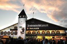 Oktoberfest: Bierzelte - Die großen Wiesnzelte - Ambrustschützenzelt. Oktoberfest.info: alle News zur Wiesn