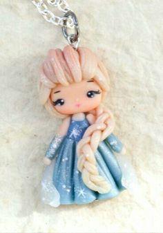 Elsa de Frozen.