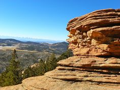 Pancake Rocks and Horsethief Falls 11-2-13