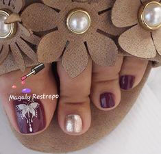 💅🏼😘💅🏼💅🏼 Toe Nails White, Cute Toe Nails, Pretty Nails, French Fade Nails, Faded Nails, Spring Nail Art, Summer Acrylic Nails, Creative Nail Designs, Toe Nail Designs