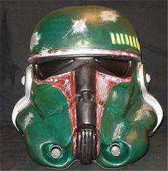 Jeremy Bulloch - Boba Fett Trooper Helmet