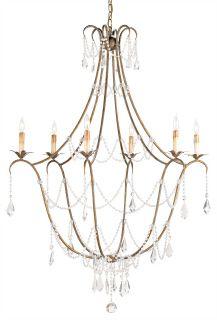 Elizabeth Chandelier Lighting | Currey and Company