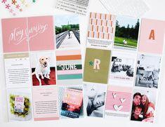 June 2019 by KellyNoel at Studio Calico Project Life Album, Project Life Layouts, Studio Calico, Crate Paper, Pocket Scrapbooking, Digital Scrapbooking, Drake, Baby Album, Simple Stories