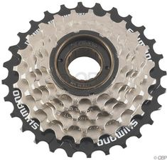 Cassettes, Freewheels & Cogs Shimano Freeewheel Cog 6 Speed 14-28t Clear-Cut Texture