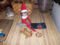 elf on a shelf murder - Google Search