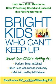 Learn more about the book, Book Review: Bright Kids Who Can't Keep Up