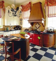 ideas modernas decoración ventanas cocinas