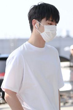 """""""another religion """"Junhoe-in-white-tshirt"""""""""""