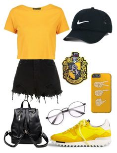 Like my look? Tag someone who would wear it. Estilo Harry Potter, Harry Potter Style, Harry Potter Outfits, Casual Cosplay, Cosplay Outfits, Teen Fashion Outfits, Outfits For Teens, Harry Potter Halloween Costumes, Halloween Outfits