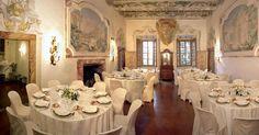 Castello di Meleto - Wedding in Chianti - Location for ceremonies at the castle