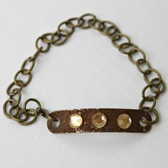 Make Jewelry from Hardware: Part 1