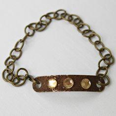 Hardware Store Bracelet - DIY