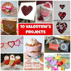 10 Stunning Valentine's Projects