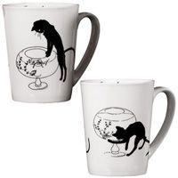 Le Chat Noir Mugs