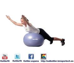 Gym Ball - Kettler es una empresa alemana dedicada a la fabricación de máquinas de fitness.  http://satkettler.bmsportech.es