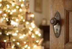 Christmas beyond the door...