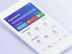 Payment page by Pavel Karmanovsky - Dribbble Mobile Application Design, Mobile Ui Design, App Ui Design, Web Design, Dashboard Design, Flat Design, Icon Design, App Design Inspiration, Mobile App Ui