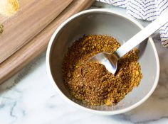 Add sour cream to Taco seasoning for a great dip