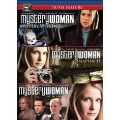 Amazon.com: Mystery Woman Triple Feature: Kellie Martin, Clarence Williams III: Movies & TV
