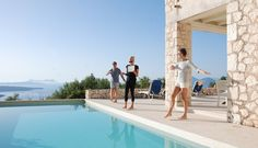 Hosts Brian and Shannon have some fantastic NEW #yoga retreats in #Morocco and #Greece - Vidados
