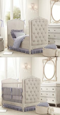 Colette Crib & Kids Bed | Restoration Hardware Baby & Child