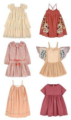 A Little Bohemian Girl : Dresses : Part Two
