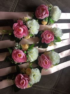 naramky pre druzicky Floral Wreath, Wreaths, Home Decor, Flower Crowns, Door Wreaths, Room Decor, Home Interior Design, Floral Arrangements, Floral Garland