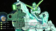 【MAD】機動戦士ガンダムUC 人物&MS&MA&戦艦紹介 【 ver.Episode1~7】