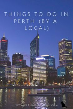 Perth has a laid-back attitude, good weather, beaches and some incredible natural beauty whether it's going 'down south' or exploring the city centre so here is a guide on what to see in Perth, where to eat in Perth and much more by a local. Australia Map, Bondi Beach Australia, Australia Wallpaper, Australia Travel Guide, Perth Western Australia, Visit Australia, Queensland Australia, Iphone Australia, Wallpaper Sydney