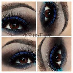 Smokey Eye @kimjluv