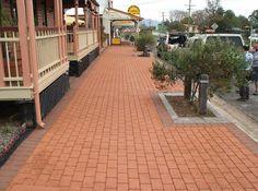 StreetPrint歩道、AU    