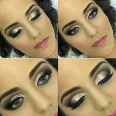 Maquiagem formatura - bailde : via Tudo Make – Maior blog de maquiagem, beleza e tutoriais de Curitiba.