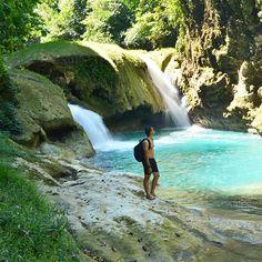L O K O W I N E - the white water river down the valley of Mount Yawila National Park, South West Sumba. A nice place for saturday morning ay... #sumba #wanderlust #livefolk #liveauthentic #discoverindonesia #exploresumba