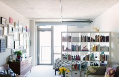 Cait Weingartner's Chicago studio is an exercise in form, function and beauty.