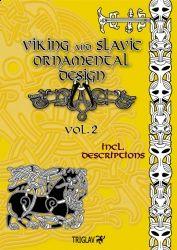 Viking and Slavic ornamental design vol. 2